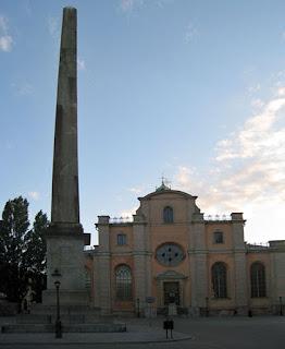 Storkyrkan, la catedral de Estocolmo