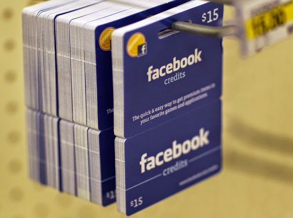 Facebook Launches Its Own Gift Card - Social Songbird