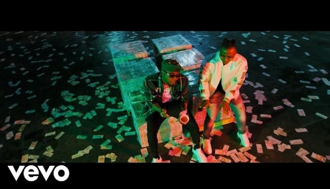 Demmie Vee – You Go Wait? ft. Kizz Daniel [Video]