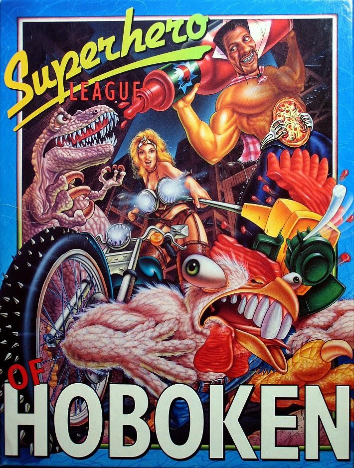 Superhero League of Hoboken