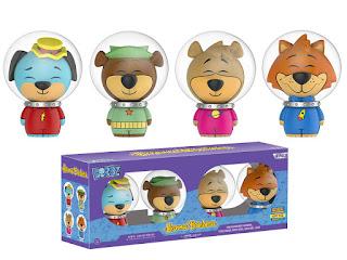 Dorbz Hanna- Barbera 4-Pack.