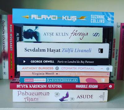 sule uzundereblog yarıyıl reading challenge 2017 listem