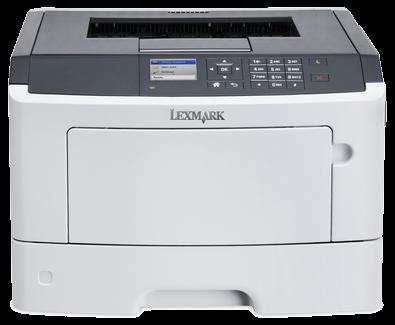 pilote imprimante lexmark ms510dn