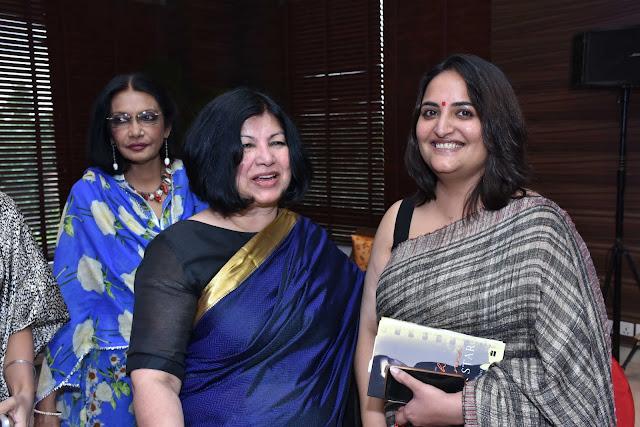 Neelima Agrawal with Sonal Kalra