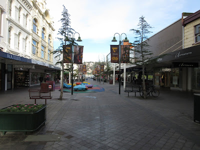 centro de Launceston, Tasmania
