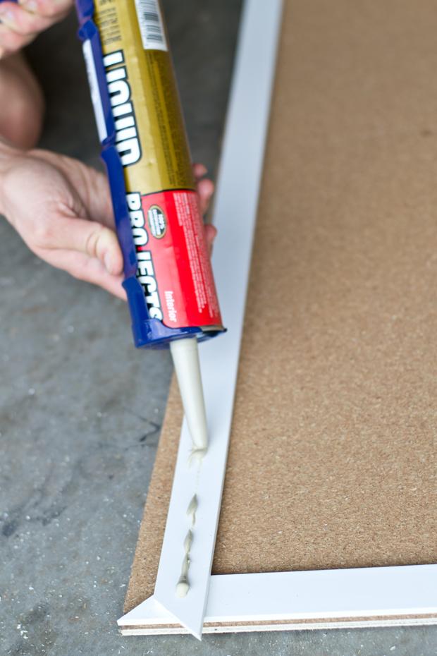 corkboard tutorial