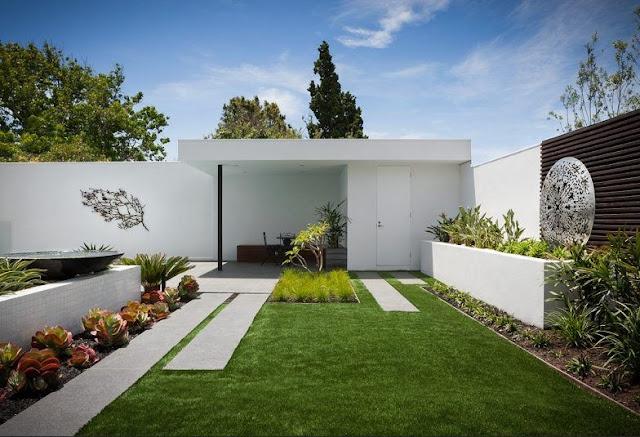 gartendeko modern edelstahl und bad. Black Bedroom Furniture Sets. Home Design Ideas