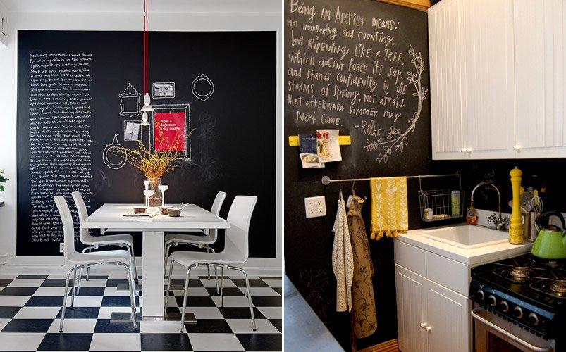Pintura y madera quieres pintar tus paredes con pintura - Pintura de cocina ...