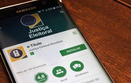 Título digital pode substituir o impresso nas eleições 2018