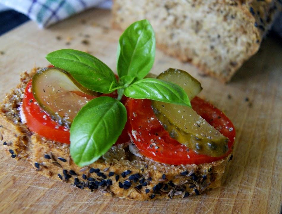 chleb bez zbóż