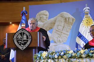 """UASD otorga título de """"Doctor Honoris Causa"""" al ex presidente uruguayo José Mujica"""