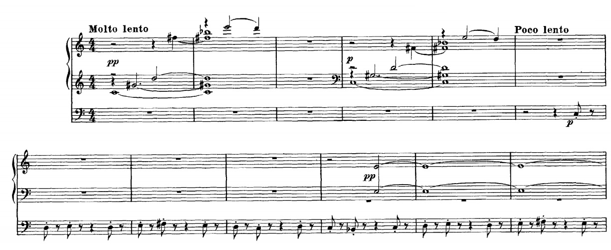 Musical Musings: Saint-Saëns - Organ Improvisations, Opus