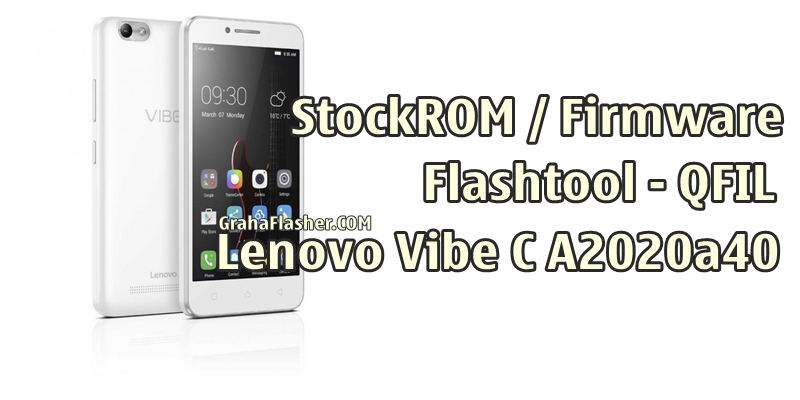 Download firmware lenovo vibe C A2020a40