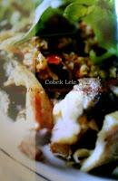Mungkin aku akan menentukan bentuk sajian pendamping nasi yang sedikit pedas Resep Cobek Lele Sederhana dan Lezat