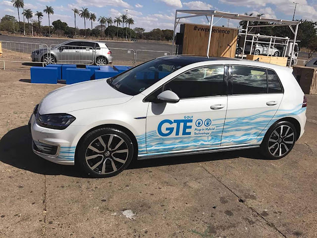 VW Driving Experinece no Rio neste final de semana
