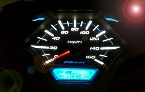 Daftar Kode Kerusakan PGM FI Honda All Varian