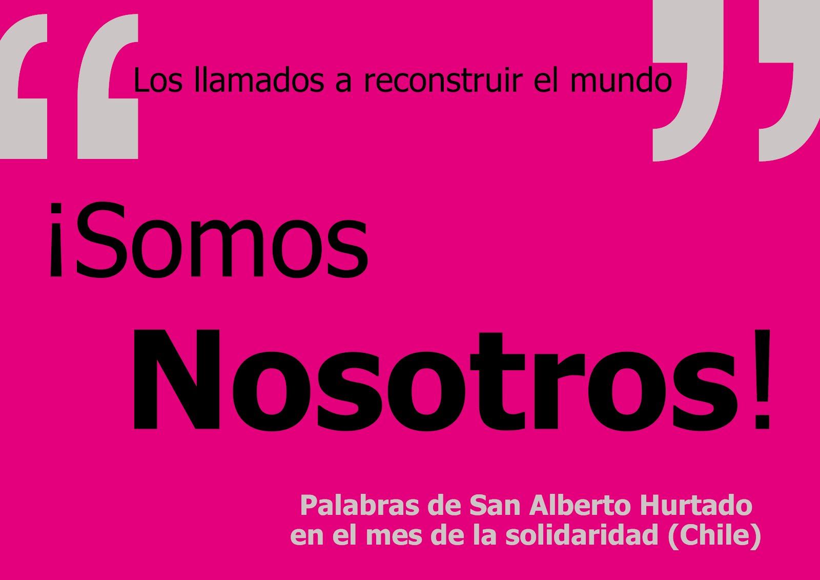 Blog Proyecto Pura Vida Conciencia Solidaria Agosto Por Qué