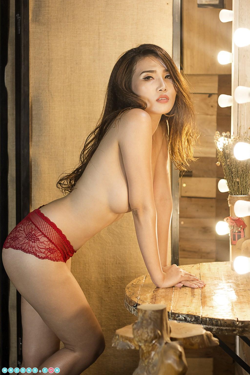 Image Girl-Xinh-Viet-Nam-by-Le-An-MrCong.com-004 in post Người mẫu Việt táo bạo khoe da thịt trong các bức ảnh của Lê Ân (319 ảnh)