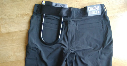 #productReview | Powell shorts by Chrome Industries