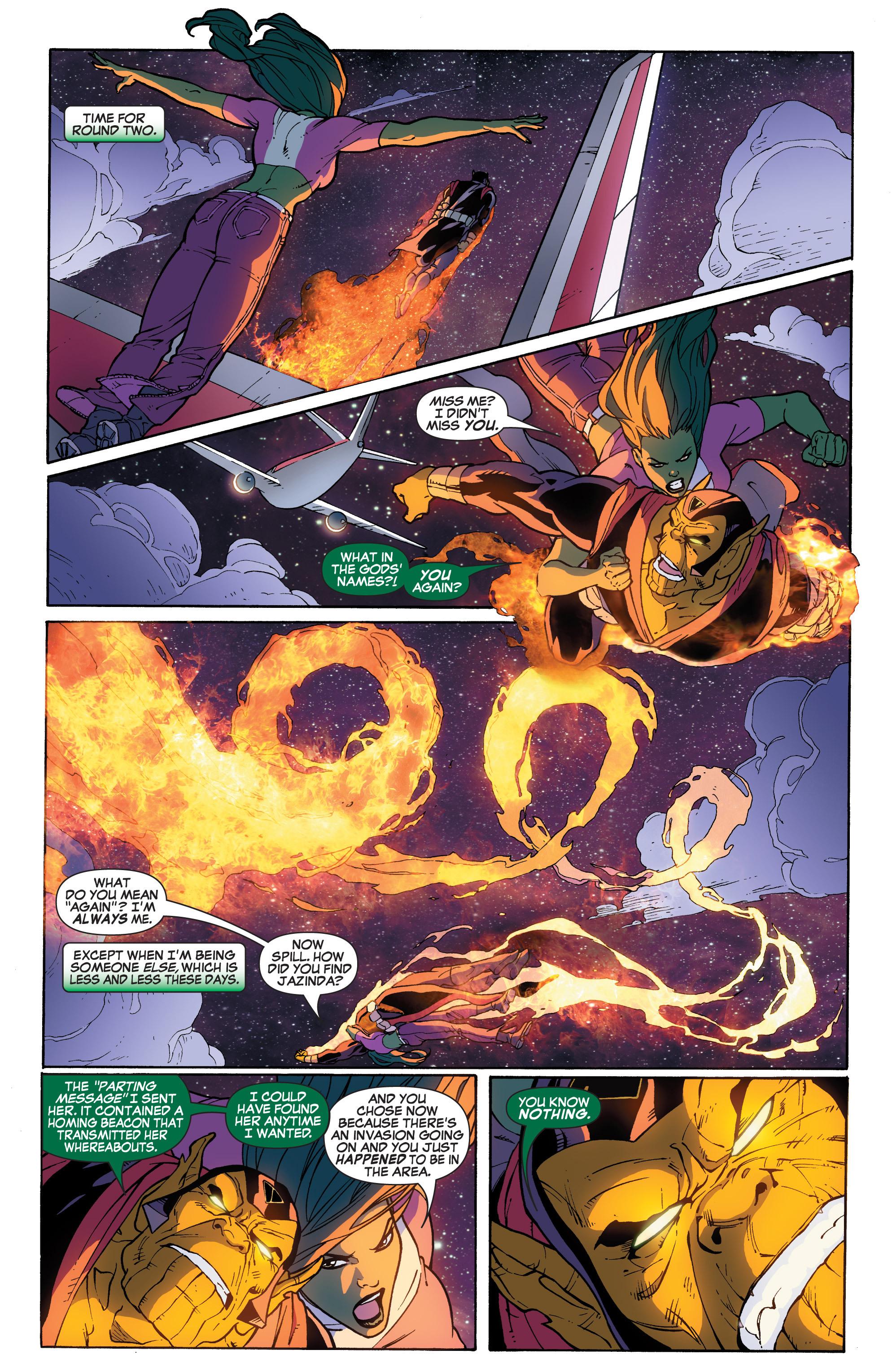 Read online She-Hulk (2005) comic -  Issue #33 - 6