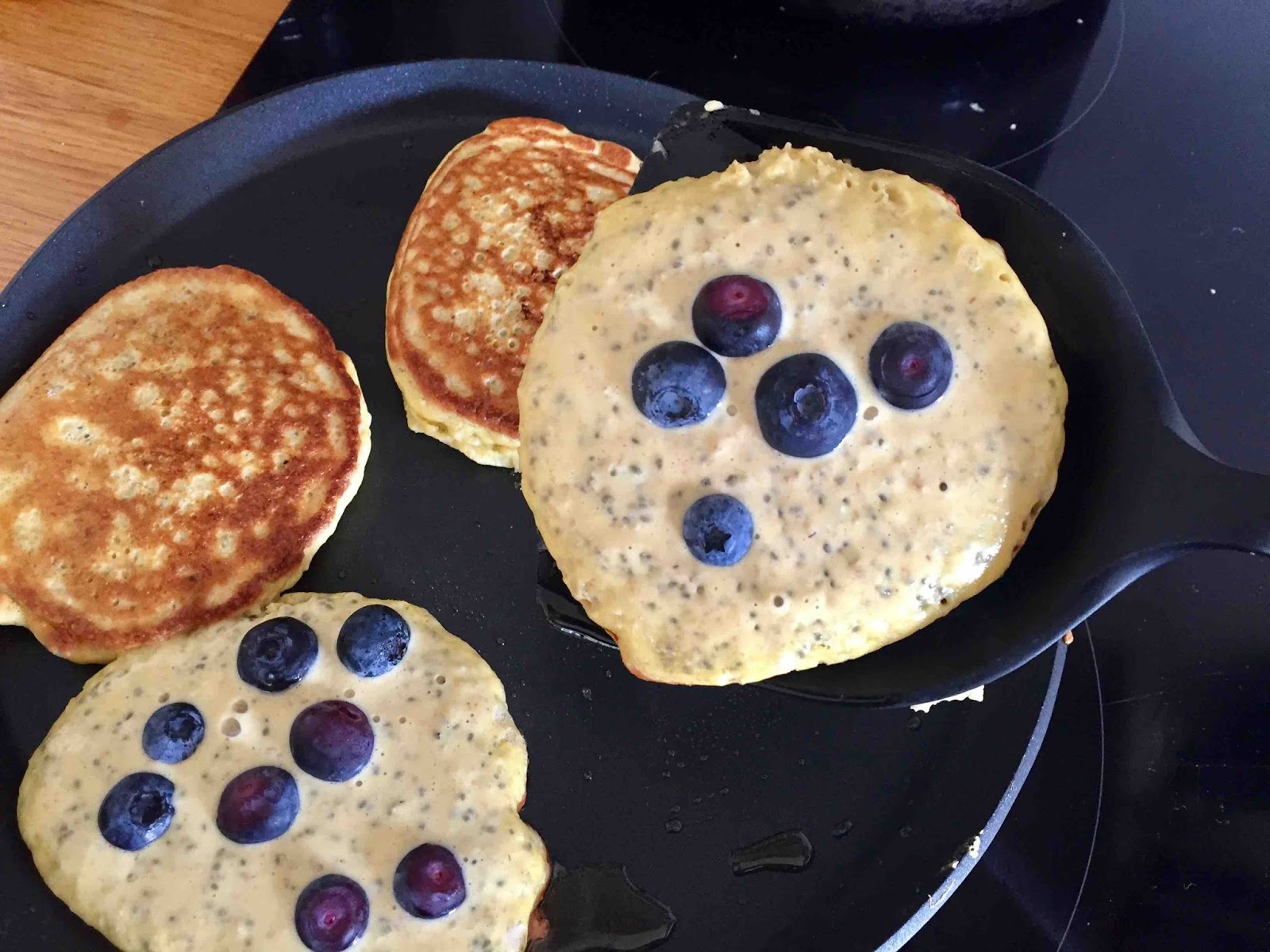 how to make perfect american pancakes