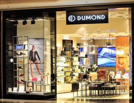 06aa6991c Para driblar a crise e continuar crescendo a passos largos, a Dumond elegeu  a arquitetura como aliada e criou um layout especial para algumas de suas  lojas.