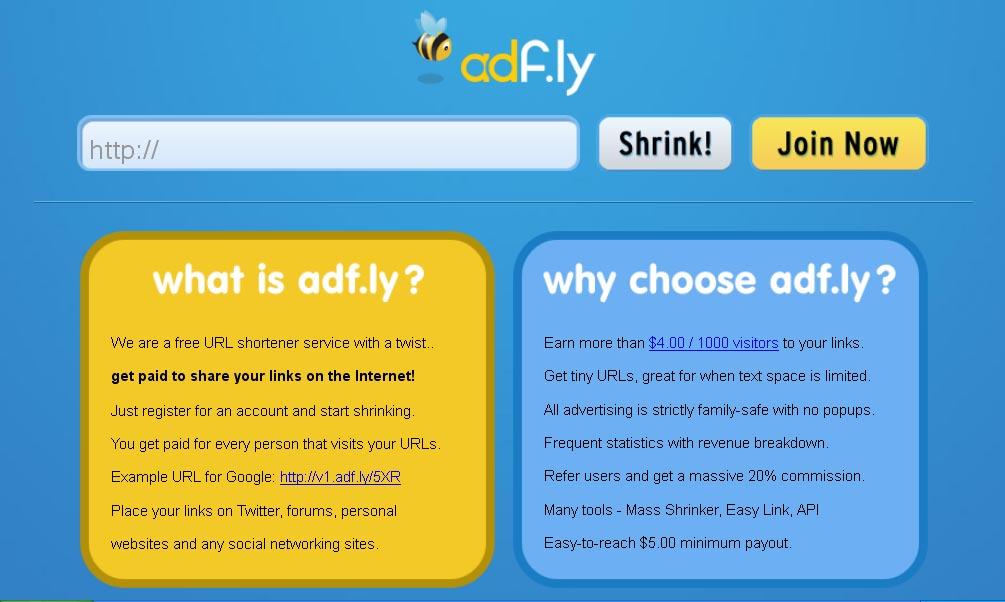 Adfly earning Tips Technics to increase your earnings