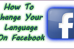 How to Change Language In Facebook Setting