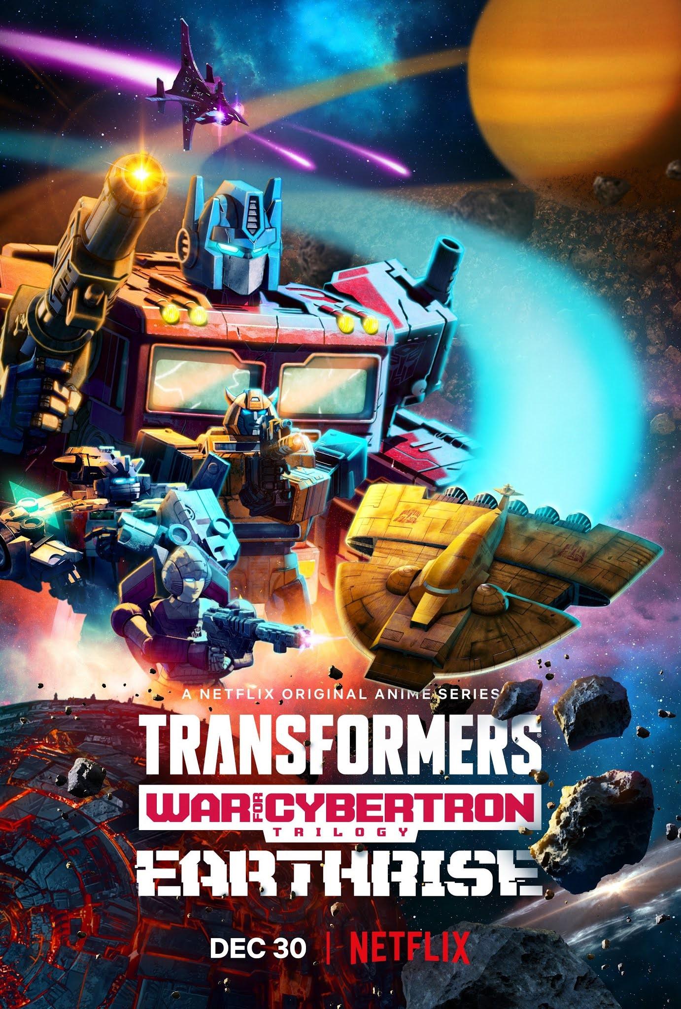 Transformers: Chiến tranh Cybertron – Trái đất trỗi dậy