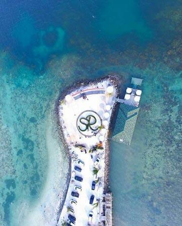 Pantai Sari Ringgung Pesawaran Lampung