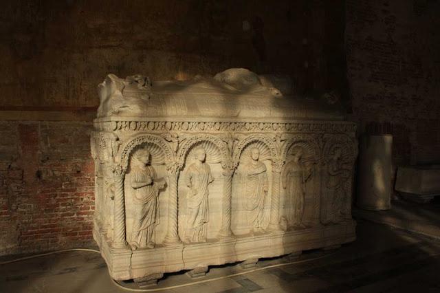 O que ver no Camposanto Monumentale em Pisa