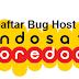 Daftar 50+ Bug Indosat Terbaru 2018 Unlimited