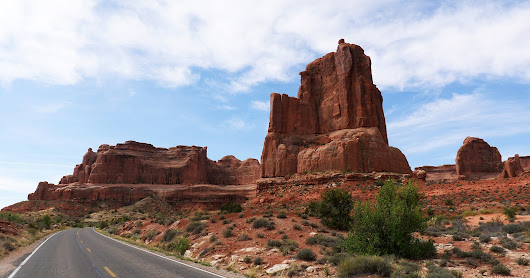 Photos of Arches National Park (Utah)