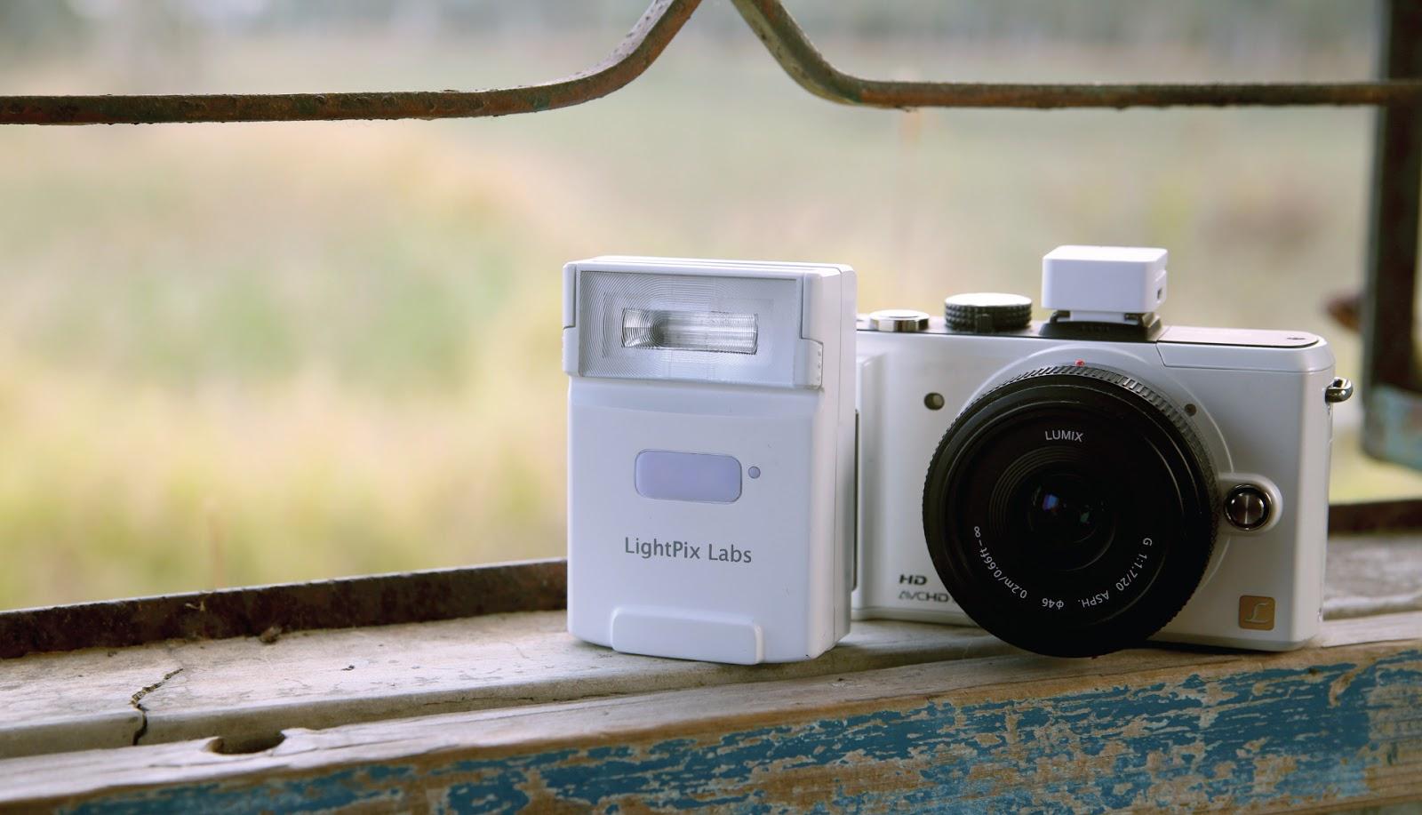 FlashQ Q20 работает на камере и рядом с ней