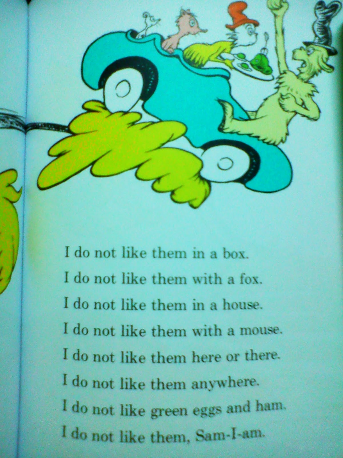 Children Books For You Druss Green Eggs And Ham Rm12
