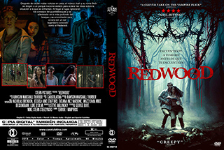 Redwood - Cover DVD
