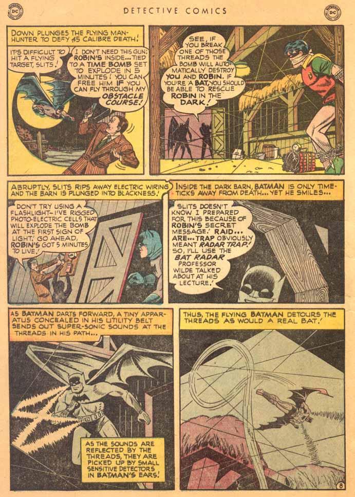 Detective Comics (1937) 153 Page 9