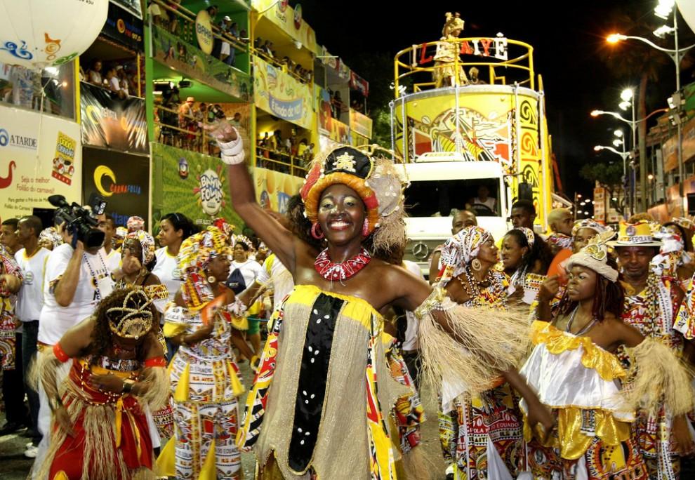 Carnaval: Expressão cultural, luta e resistência