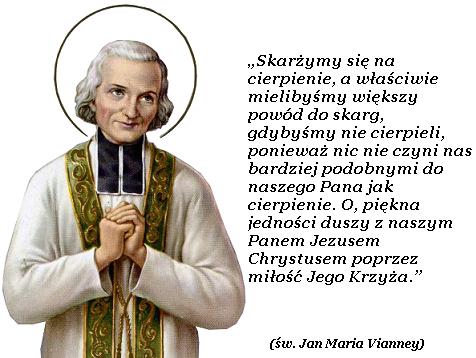 Modlitwa na każdy dzień: ŚW. JAN MARIA VIANNEY