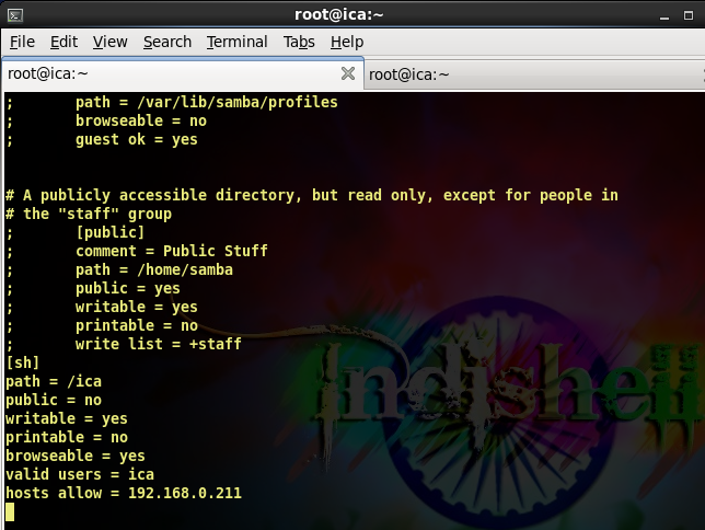 installing SAMBA server in centOS Linux | Start With Linux