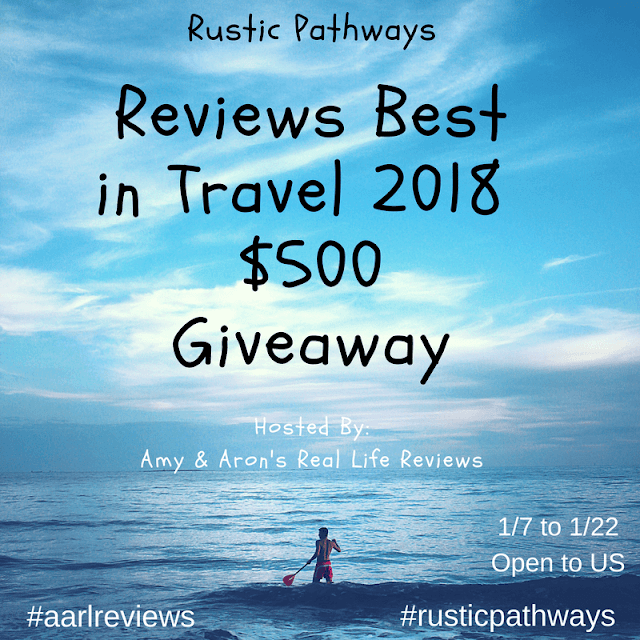 Rustic Pathways Reviews Best In Travel 2018 $500 Giveaway 1/22