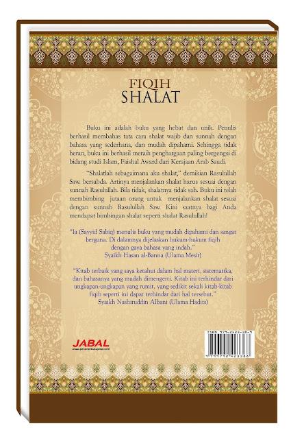 Buku ini ialah buku yang mahir dan unik Buku Fiqih Sholat Lengkap