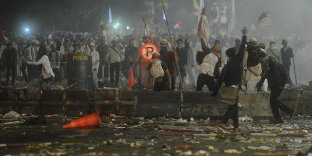 Polda Metro: Kelompok Anarko Rencanakan Penjarahan di Pulau Jawa 18 April