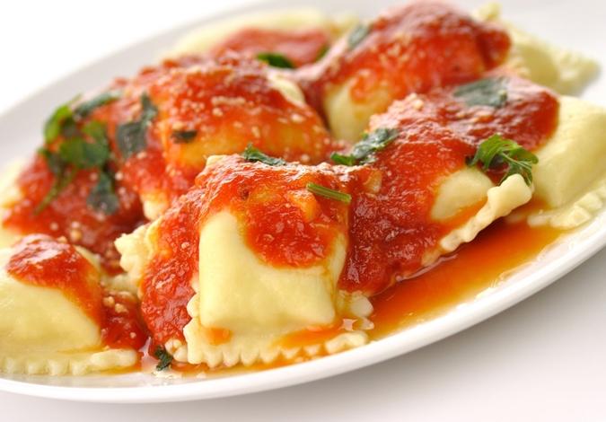 Italian dumpling