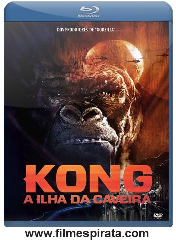 Kong: A Ilha da Caveira Torrent – BluRay Rip 720p e 1080p Dublado (2017)
