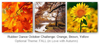 Månedens Utfordring - Oktober: