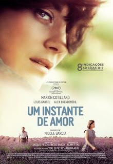 """Poster do filme """"Um Instante de Amor"""""""