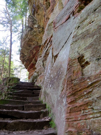 Rock House, Hocking Hills, Ohio