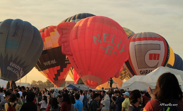 The Rise of Giant Balloons: Philippine International Hot Air Balloon Fiesta