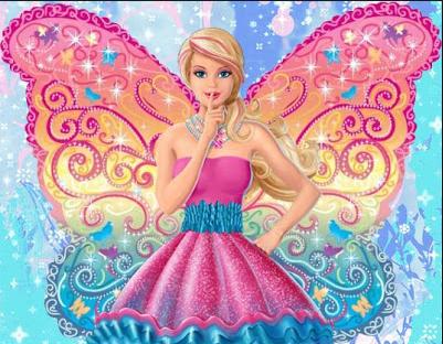 Gambar Foto Barbie Frozen Cantik